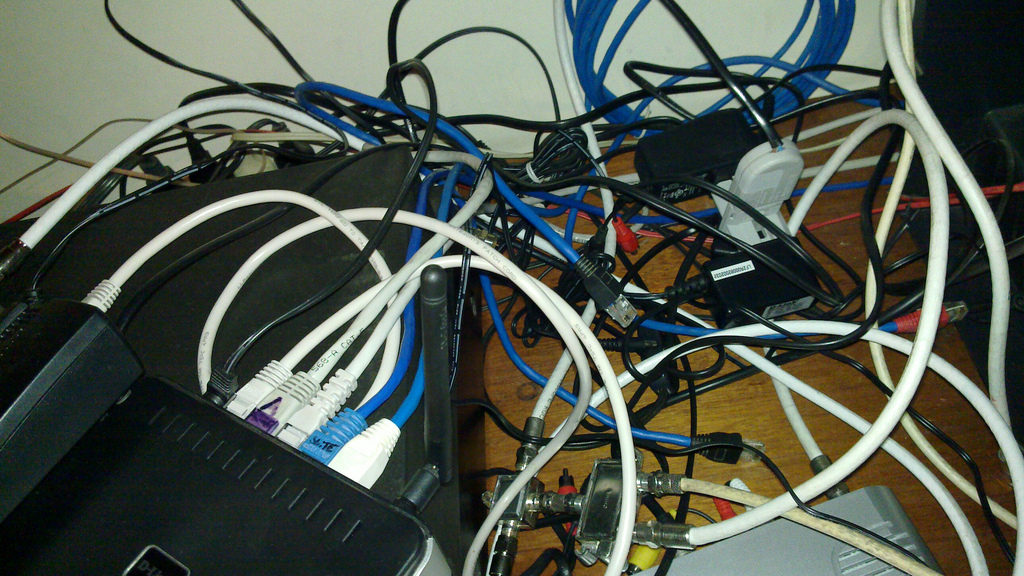 Kablo karmaşası